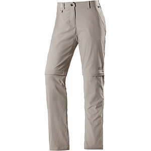 Jack Wolfskin Activate Light Zipphose Damen beige