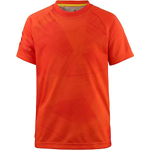 adidas Funktionsshirt Jungen orange