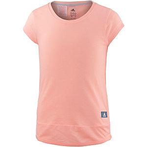 adidas T-Shirt Mädchen apricot