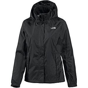 the north face resolve 2 regenjacke damen schwarz im online shop von sportscheck kaufen. Black Bedroom Furniture Sets. Home Design Ideas