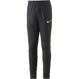 Nike Squad Funktionshose Kinder schwarz/grün