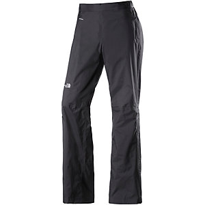 The North Face Venture Regenhose Damen schwarz