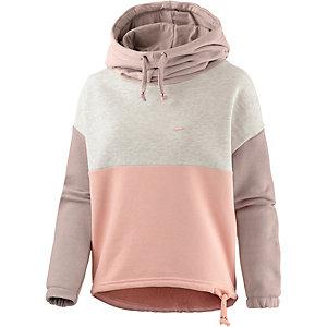 Mazine Sweatshirt Damen grau/rosa