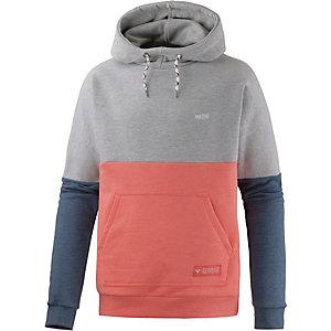 Mazine Sweatshirt Herren grau/koralle/navy