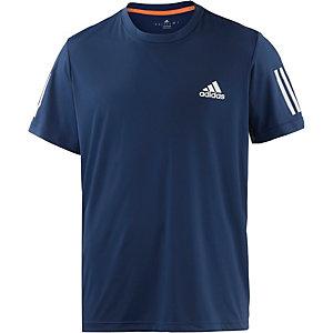 adidas Club Tennisshirt Herren blaugrau