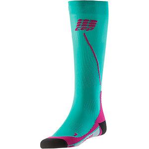 CEP Run Sock 2.0 Laufsocken Damen türkis/pink