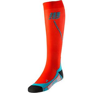 CEP Run Sock 2.0 Laufsocken Herren orange/türkis