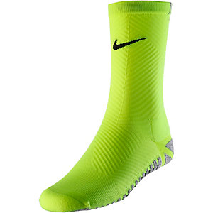 Nike Strike Sportsocken gelb/schwarz
