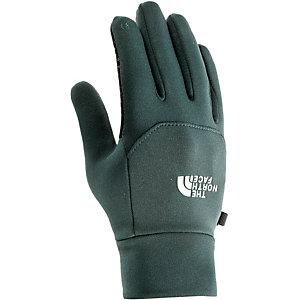 The North Face Etip Fingerhandschuhe Damen dunkelgrün