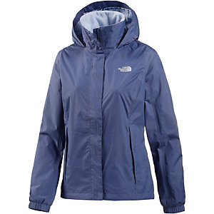 The North Face Resolve 2 Regenjacke Damen blau