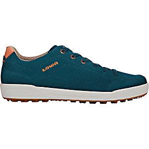 Leichter und vielseitiger Sneaker blau/beige