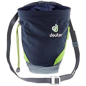 Deuter Gravity Chalk Bag II L Chalkbag navy/grün