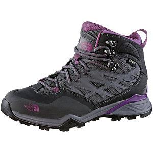 The North Face Hedgehog Hike Mid GTX Wanderschuhe Damen dunkelgrau/violet