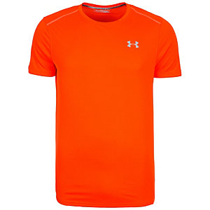Under Armour CoolSwitch Laufshirt Herren orangerot
