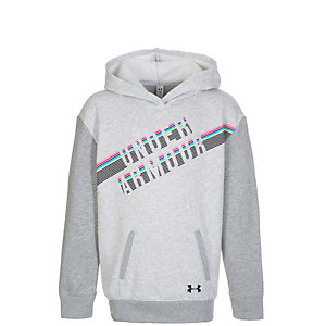 Under Armour ColdGear Favorite Fleece Hoodie Mädchen grau