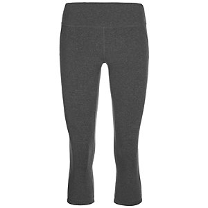 NEW BALANCE Premium Performance Capri Tights Damen dunkelgrau