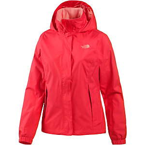 the north face resolve 2 regenjacke damen koralle im online shop von sportscheck kaufen. Black Bedroom Furniture Sets. Home Design Ideas