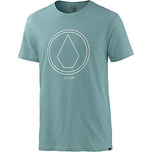 Volcom Pinlinestone T-Shirt Herren türkis