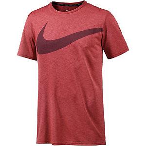 Nike Breathe Hyper Dry Funktionsshirt Herren orange