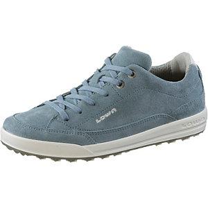 Lowa Palermo Sneaker Damen hellblau
