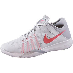 Nike Free Trainer 6 Fitnessschuhe Damen weiß/rosa