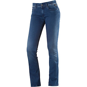 REPLAY Luz Bootcut Jeans Damen used denim