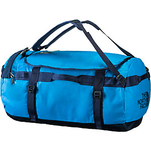 The North Face Base Camp Duffel Reisetasche blau/schwarz