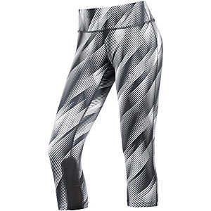 Nike Power Epic Run Lauftights Damen weiß/grau/schwarz