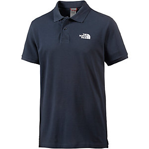 The North Face Piquet Poloshirt Herren navy