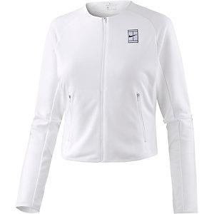 Nike Funktionsjacke Damen weiß/schwarz