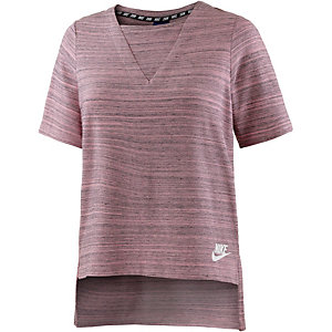 Nike Advanced Knit T-Shirt Damen pink