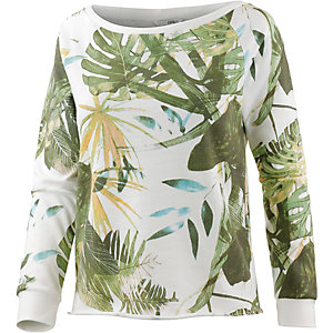 Only Sweatshirt Damen cloud dancer