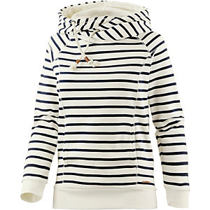 Only Sweatshirt Damen offwhite gestreift