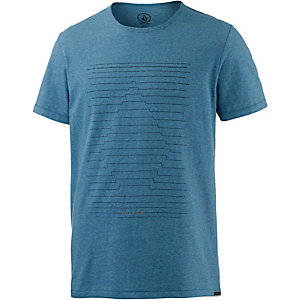 Volcom Seizmic T-Shirt Herren blau