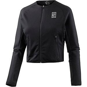 Nike Trainingsjacke Damen schwarz