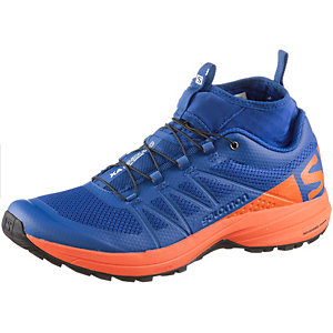 Salomon XA Enduro Multifunktionsschuhe Herren blau/orange