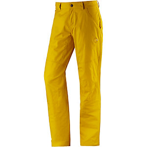 Mammut Massone Kletterhose Herren gelb