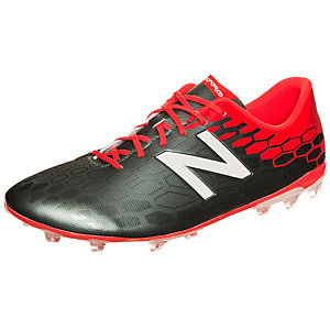 NEW BALANCE Visaro 2.0 Control Fußballschuhe Herren grau / neonrot