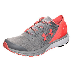 Under Armour Charged Bandit 2 Laufschuhe Damen grau / orange