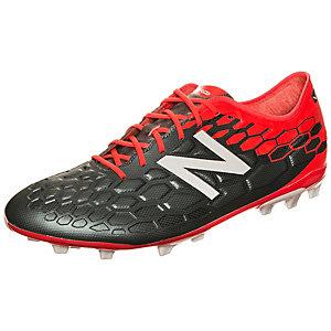 NEW BALANCE Visaro 2.0 Pro Fußballschuhe Herren grau / neonrot