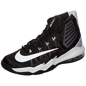 Nike Air Max Audacity 2016 Basketballschuhe Herren schwarz / weiß