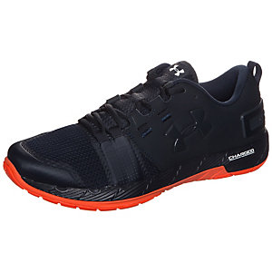 Under Armour Commit Fitnessschuhe Herren schwarz / rot