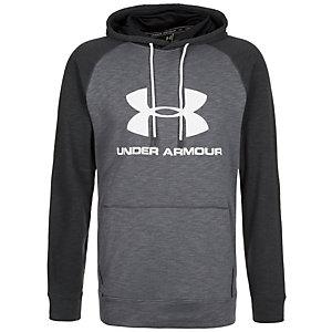 Under Armour ColdGear Sportstyle Hoodie Herren grau / weiß