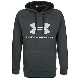 Under Armour ColdGear Sportstyle Hoodie Herren anthrazit / hellgrau
