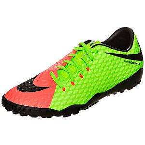 Nike Hypervenom Phelon III Fußballschuhe Herren grün / schwarz