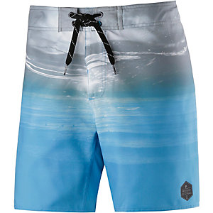 Protest Kidmore Boardshorts Herren blau/grau