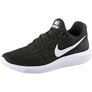 Nike Lunarepic Low Flyknit 2 Laufschuhe Herren schwarz