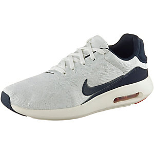 Nike Air Max Modern Flyknit Sneaker Herren grau/navy