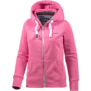 superdry sweatjacke damen pink im online shop von sportscheck kaufen. Black Bedroom Furniture Sets. Home Design Ideas