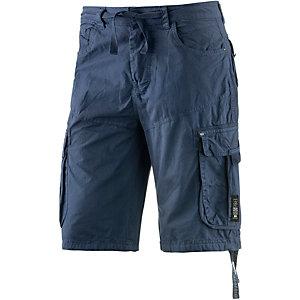 Crosshatch Cargoshorts Herren dunkelblau